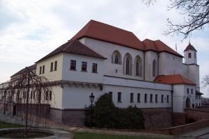 Fortezza dello Spielberg, Brno, dove furono incarcerati diversi patrioti italiani