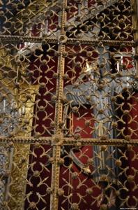 Lucca, Cattedrale S. Martino, Volto Santo di Gesù