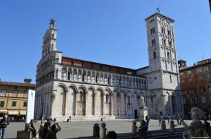 Lucca, Chiesa di San Michele