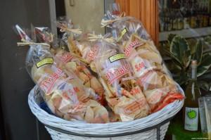 Lucca, i brigidini, dolci tipici