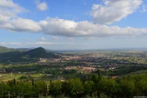 Panoramica da Montecatini Alto
