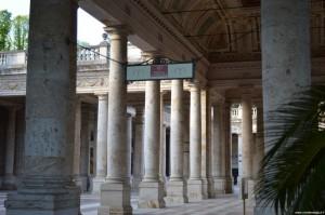 Montecatini Terme, stabilimento termale Tettuccio