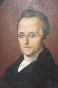 Silvio Pellico in un ritratto