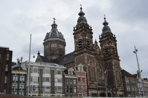Amsterdam, Chiesa San Nicola