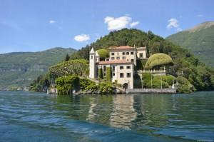 Lago di Como, Lenno, villa del Balbianello
