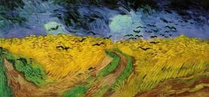 Vincent Van Gogh, Campo di grano con volo di corvi, Museo Van Gogh Amsterdam