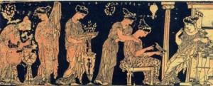 Donne nell'Antica Grecia
