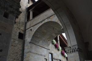 Bergamo Alta, particolare medievale