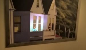 Mostra Hopper Bologna, effetti speciali