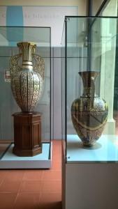 Museo della Ceramica di Faenza, arte ceramica islamica