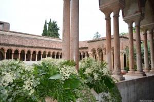 Verona, Basilica di San Zeno, chiostro