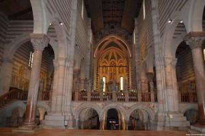 Verona, Basilica di San Zeno, interno