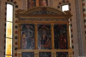 Verona, Trittico del Mantegna