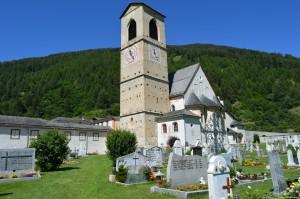 Monastero di San Giovanni di Mustair, Svizzera