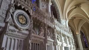 Cattedrale di Chartres, coro