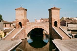 Comacchio, Trepponti
