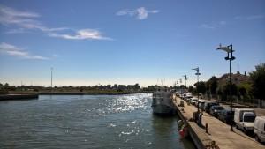 Porto Garibaldi, porto canale