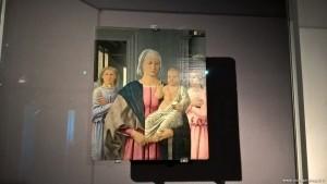 Madonna di Senigallia, Piero della Francesca, Palazzo Ducale di Urbino