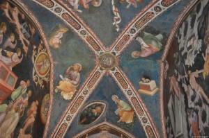 Il Castello di Vignola, Cappella Contrari