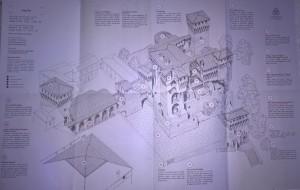 Il Castello di Vignola, pianta
