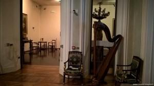 Villa Magnani, interno