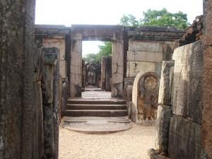 Il sito archeologico di Polonnaruwa