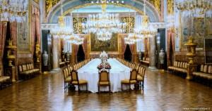 Palazzo Reale, Sala da pranzo