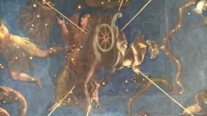 Palazzo Ducale, soffitto sala dello zodiaco