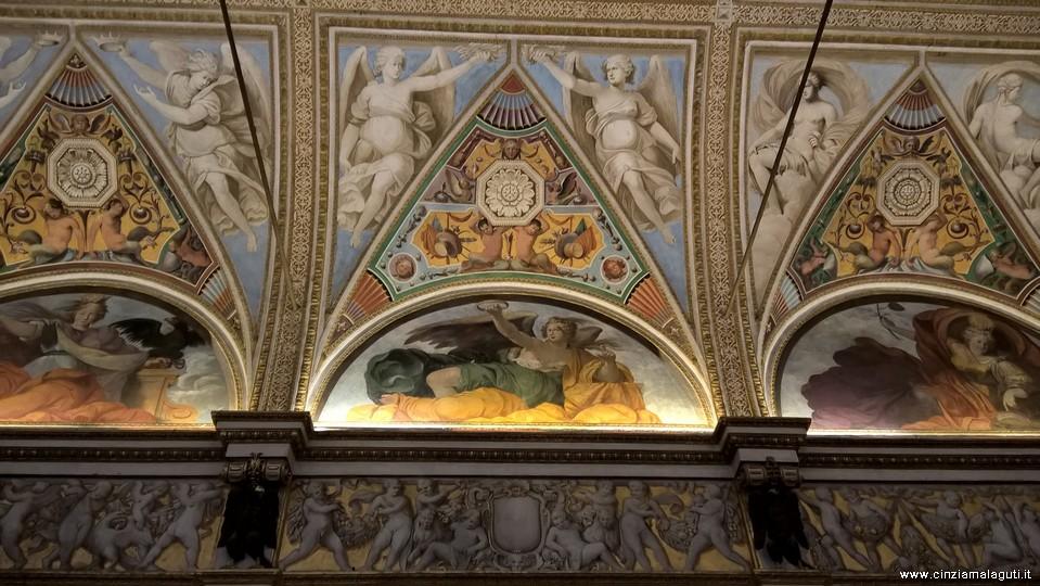Mantova e sabbioneta esperienziando vitae for Mantova palazzo ducale camera degli sposi