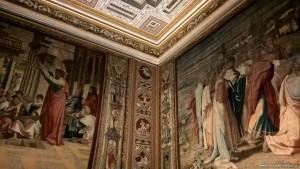 Palazzo Ducale, sala degli arazzi