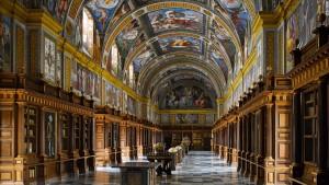 Monastero dell'Escorial, biblioteca