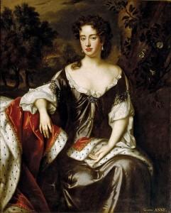 Anna Stuart, prima regina del Regno Unito