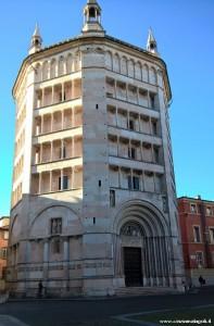 Parma, il Battistero