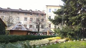Bressanone, mercatino natalizio