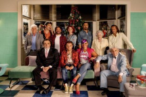 Natale a Londra, il cast