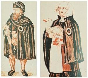 Ebrei di Worms, Germania, XVI secolo