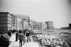 Napoli negli anni '30 del Novecento