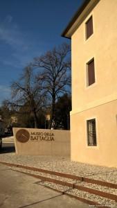 Vittorio Vento, Museo della Battaglia