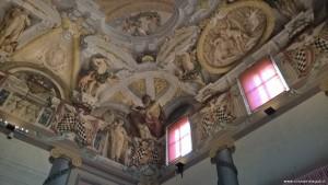 Bologna, Palazzo Pepoli Campogrande, Salone di Rappresentanza