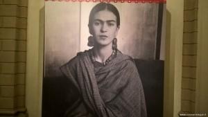 Frida Kahlo, poster mostra Bologna