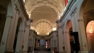 Imola, Duomo, interno