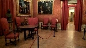 Imola, Palazzo Tozzoni, Sala del Papa