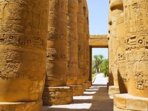 Egitto, Karnak, Sala Ipostila