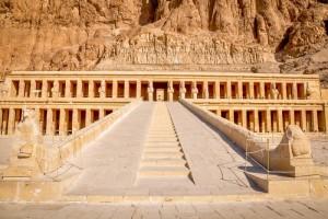 Egitto, Valle delle Regine, Tempio funerario di Hatshepsut