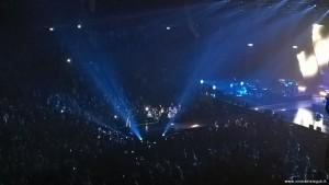 Oro nero tour, Giorgia, Bologna, 22 marzo 2017