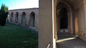 Bologna, portico San Luca
