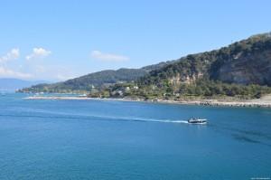 Isola Palmaria vista da Portovenere