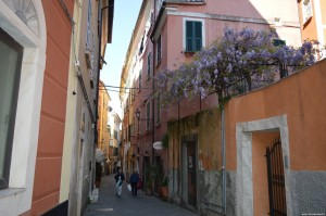 Lerici, centro storico