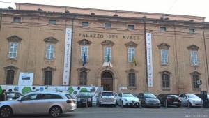 Modena, Palazzo dei Musei, sede della Galleria Estense