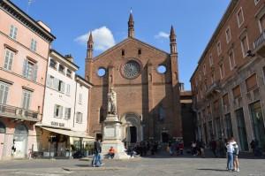 Piacenza, Chiesa San Francesco